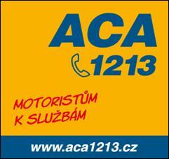 ACA1213 - nonstop pomoc motoristům v nouzi